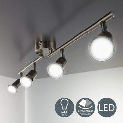 Eclairage LED avec des spots