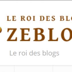 Logo Zeblog