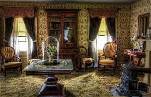 thème de décoration vintage
